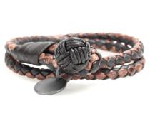 Armband Intrecciato aus Schlangenleder