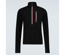 Pullover aus Tech-Fleece