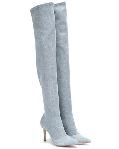 Overknee-Stiefel Elite 86