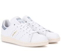 Sneakers Stan Smith aus Leder