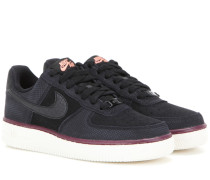 Sneakers Air Force 1 '07 Premium aus Veloursleder