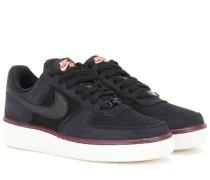 Sneakers Air Force 1 '07 Premium aus Veloursleder