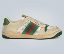 Sneakers Screener aus Leder