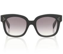 Oversize-Sonnenbrille Audrey
