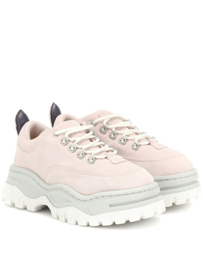 Sneakers Angel aus Veloursleder