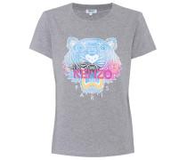 T-Shirt Tiger Classic mit Print