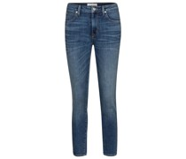 Mid-Rise Slim Jeans Lou Lou