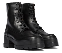 Ankle Boots Waddie aus Leder