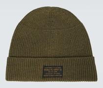 Mütze aus Stretch-Baumwolle