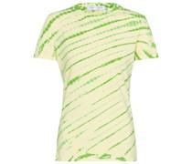 White Label T-Shirt aus Baumwolle