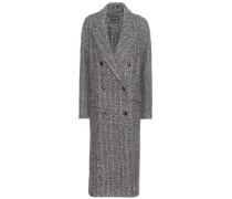 Oversize-Mantel aus Alpaka