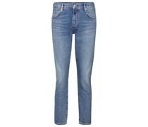 Mid-Rise Slim Jeans Elsa