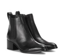 Ankle Boots Walker aus Leder