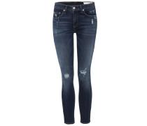 Skinny Jeans Capri