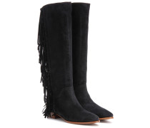 Stiefel Juliana aus Veloursleder