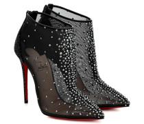 Verzierte Ankle Boots Costella 100
