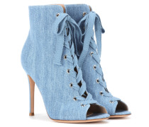 Ankle Boots Marie aus Denim