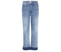 Jeans The Undone Hem Maverick