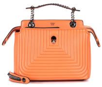 Tasche DotCom aus Matelassé-Leder