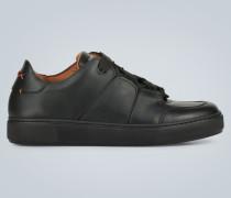 Leder-Sneakers Tiziano