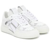 Sneakers VL7N aus Leder