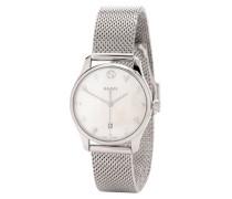 Uhr G-Timeless aus Edelstahl