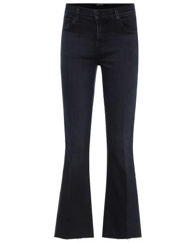 Mid-Rise Flared Jeans Selena