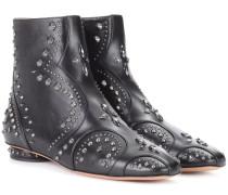 Garavani Ankle Boots aus Leder
