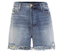 Shorts Ivy aus Baumwoll-Denim