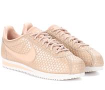Sneakers Classic Cortez SE aus Leder