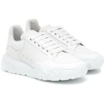 Sneakers Court aus Leder
