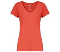 Kurzärmliges T-Shirt Odelia aus Baumwolle