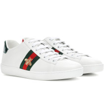 Sneakers Ace aus Leder