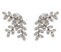 Ohrringe Viniette mit Kristallen