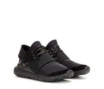Sneakers Qasa Elle Lace aus Neopren und Leder