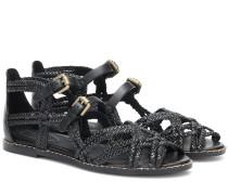 Sandalen Katie aus Leder