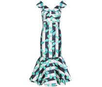 Kleid Belice aus Baumwollsatin