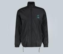Leichte Jacke aus Tech-Material