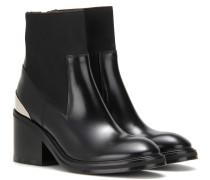 Ankle Boots Dion aus Leder