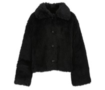 Meteo Jacke aus Wolle