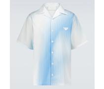 Kurzarmhemd aus Baumwolle