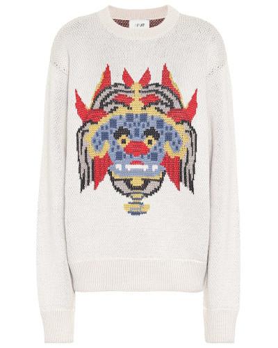 Pullover Haetae aus einem Wollgemisch
