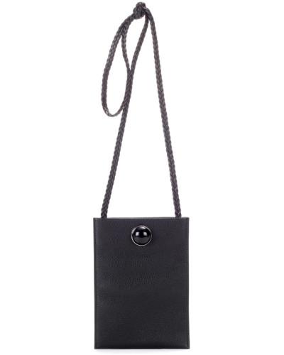 Shop-Angebot Verkauf Online Zahlen Mit Paypal Günstig Online The Row Damen Tasche Medicine Small aus Leder J3zsj