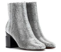 Ankle Boots Keyla aus Leder