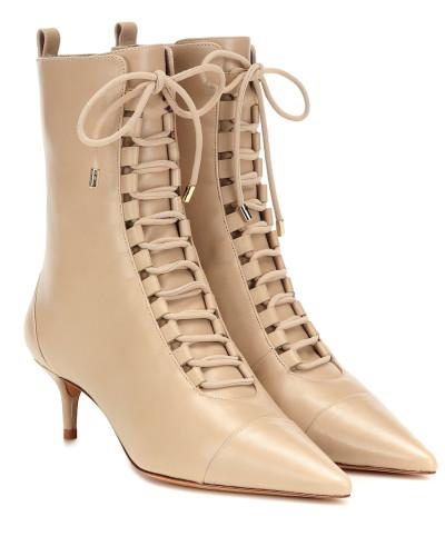 Ankle Boots Millen aus Leder