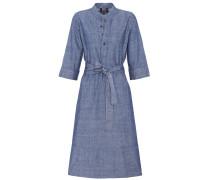 Chambray-Kleid aus Baumwolle