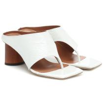Sandalen Lina aus Leder