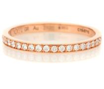 Ring Berbere XS aus 18kt Roségold mit Diamanten