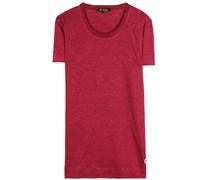 T-Shirt Light Weave aus Leinen und Seide