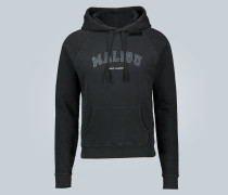 Hoodie Malibu aus Baumwolle